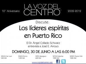 Los líderes espíritas en Puerto Rico