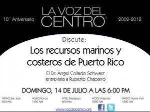 Los recursos marinos y costeros de Puerto Rico