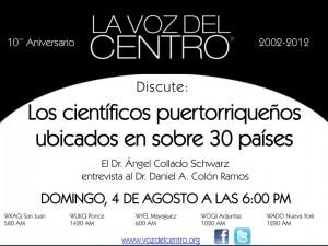 Los científicos puertorriqueños ubicados en sobre 30 países