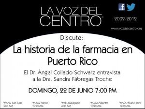 La historia de la farmacia en Puerto Rico