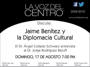 Jaime Benítez y la Diplomacia Cultural