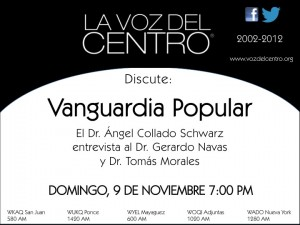 Vanguardia Popular