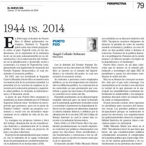 1944 vs 2014