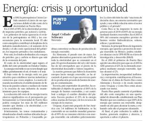 2016-12-29 ENERGIA CRISIS Y OPORTUNIDAD